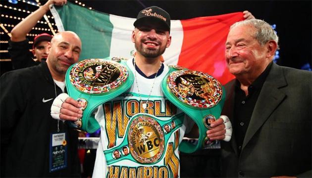 Чемпион WBC Хосе Рамирес готов боксировать с Ломаченко в первом полусреднем весе