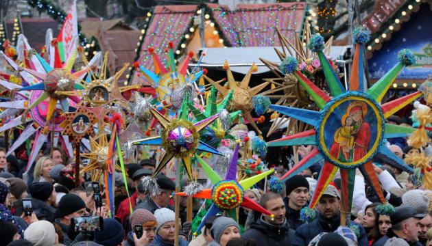 Різдвяні і новорічні свята в Україні пройшли спокійно — МВС