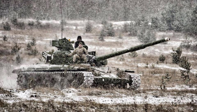 В Украине создали танковую бригаду резерва на случай открытой вражеской агрессии