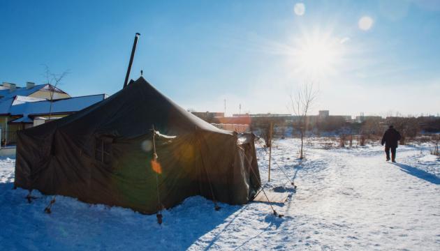 Kälteeinbruch: Fast 5.000 Wärmestuben landesweit eingerichtet