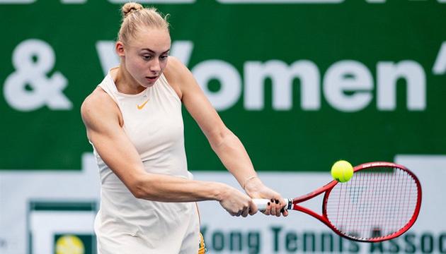 Теніс: Лопатецька виграла восьмий матч поспіль у Гонконгу