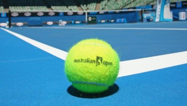 Australian Open: 10 января на корты выйдут Стаховский, Костюк и Калинина