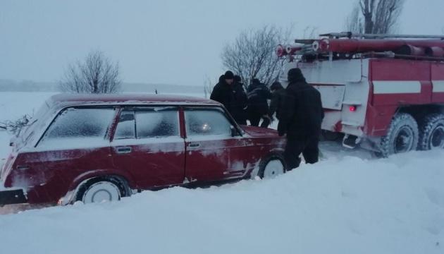 На Запоріжжі зі снігового полону за добу звільнили 57 осіб