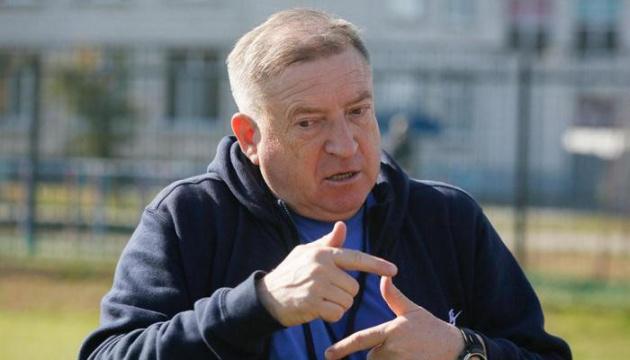 Футбол: Грозний утретє пішов з київського
