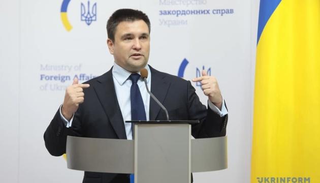 Klimkin encabezará la delegación ucraniana en las negociaciones trilaterales sobre el gas en Bruselas