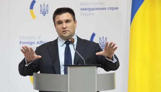 ОБСЄ пропонує створити спільну з ООН миротворчу місію на Донбасі — Клімкін