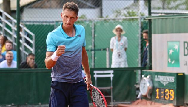 Стаховський оцінив свої шанси у другому колі кваліфікації Australian Open