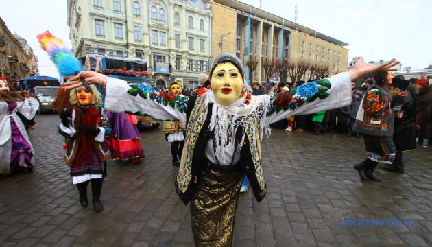 В Житомире впервые состоится фольклорный