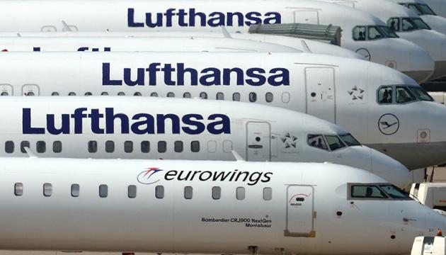 У вівторок в Німеччині страйкуватимуть вже 8 аеропортів