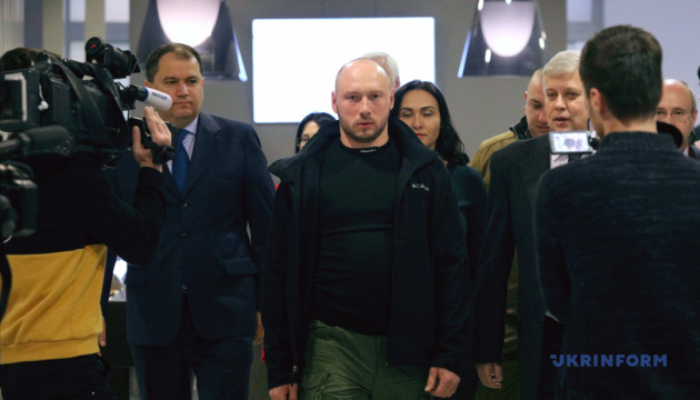 Повернутий з іранської в'язниці моряк Новічков знову готується в рейс