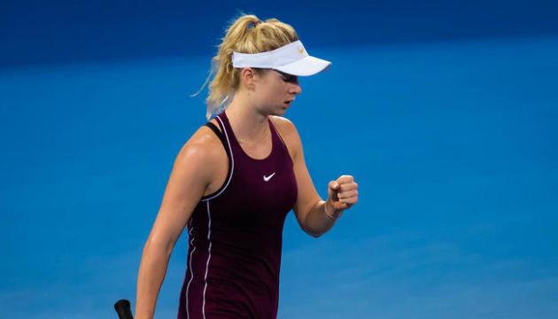 Украинские теннисистки получили первых соперниц на Australian Open