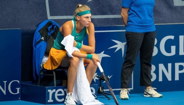Ястремская проиграла швейцарке Бенчич в 1/4 финала теннисного турнира в Хобарте