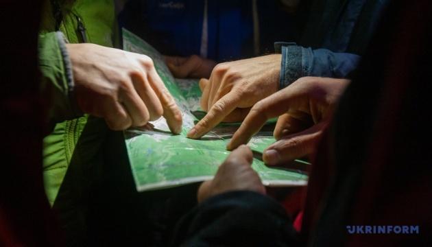 Рятувальники знайшли ймовірний слід зниклого у Карпатах лижника