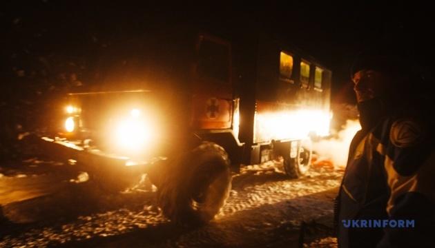 Врятованого у Карпатах лижника доправили в реанімацію з обмороженими кінцівками
