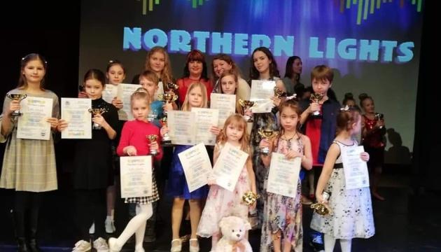 Маленькі українці здобули перемогу на пісенному конкурсі у Фінляндії