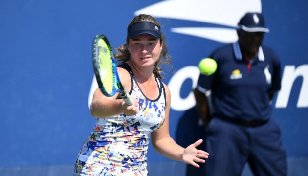 Дарья Снигур мощно стартовала на теннисном турнире в Траралгоне