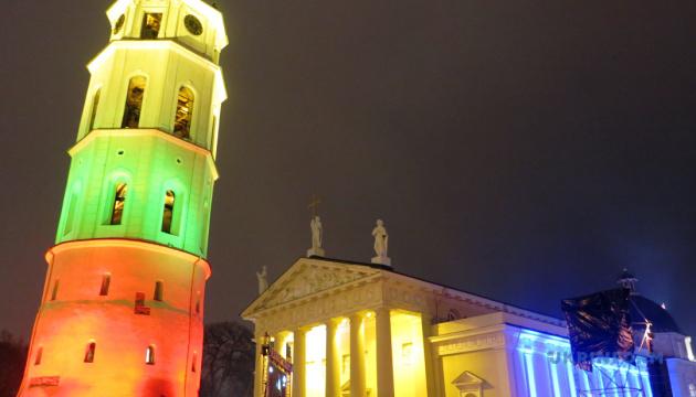 Вільнюс готується до першого фестивалю світла