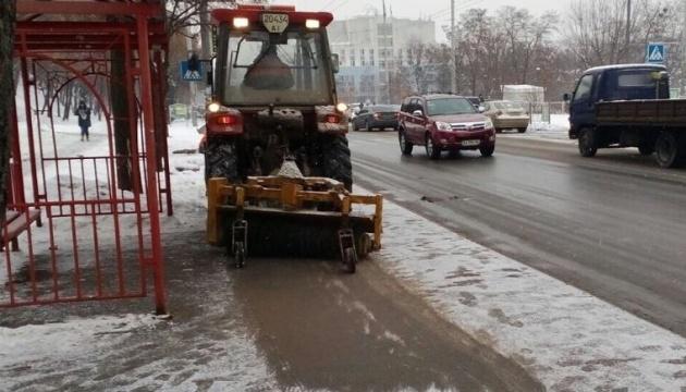 Кияни можуть онлайн повідомити про нечищені вулиці - КМДА