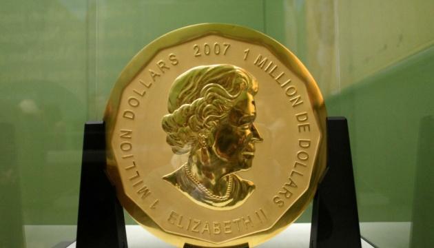 В Берлине судят похитителей 100-килограммовой монеты из музея