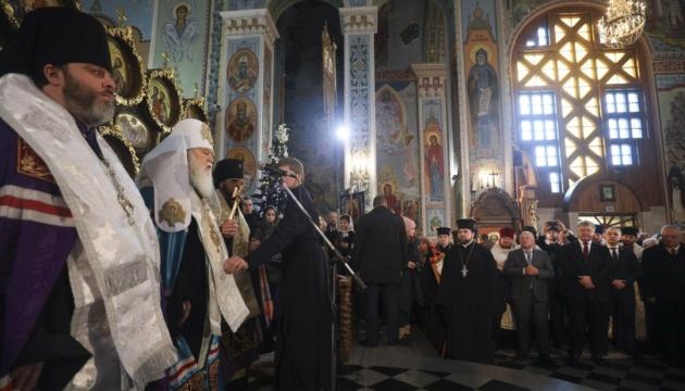 Держава і церква мають разом працювати над об'єднанням православ'я - Філарет