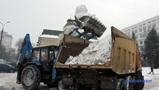 Сніг, дощ та ожеледиця: Укравтодор попереджає про погіршення погоди