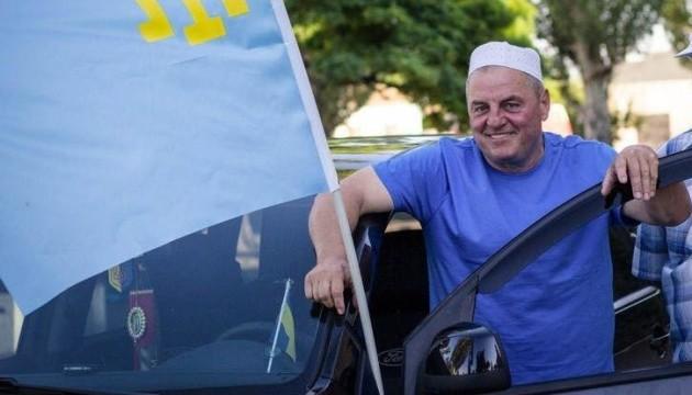 Херсонские активисты будут требовать освобождения Бекирова под посольством РФ в Киеве