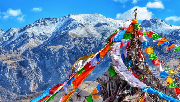 Китай обещает упростить доступ иностранцев в Тибет