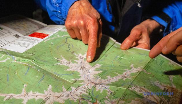 Гірські рятувальники допомогли шістьом туристам у Карпатах