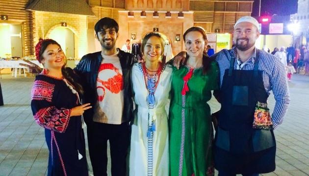 Українці в ОАЕ запрошують до національного павільйону на фестивалі культурної спадщини