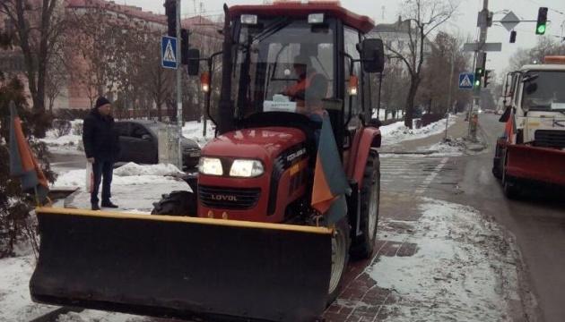 У Кличка запевняють, що комунальні служби готові до суботнього снігопаду