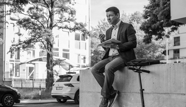 У Польщі в ДТП загинув український журналіст Роман Кісіль та його мати