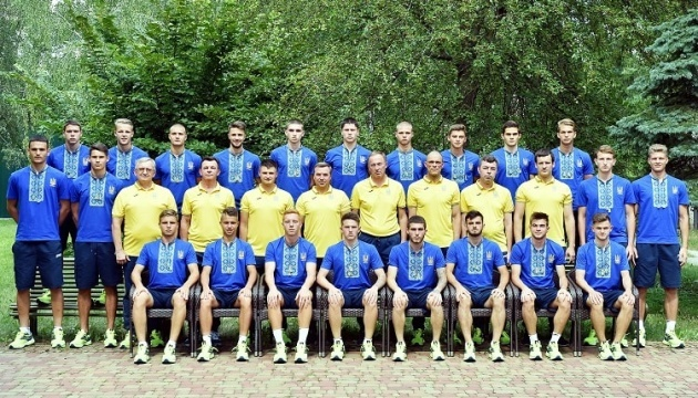 Футбол: перед чемпионатом мира-2019 сборная Украины U20 проведет три сбора