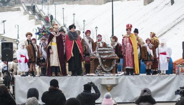 На фестиваль Майдановской колядки съедутся коллективы из четырех областей
