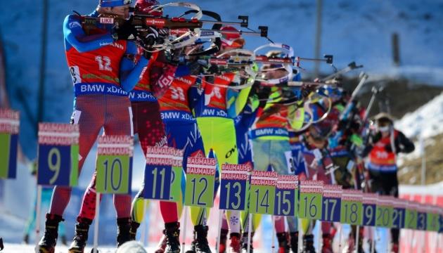Кубок мира по биатлону: сегодня в Оберхофе пройдут две гонки преследования