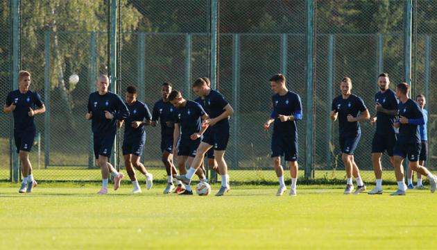 «Динамо» взяло на перший тренувальний збір в Іспанію 29 футболістів