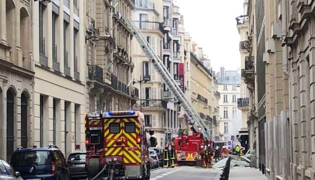 У центрі Парижа стався вибух у пекарні, постраждали 20 осіб