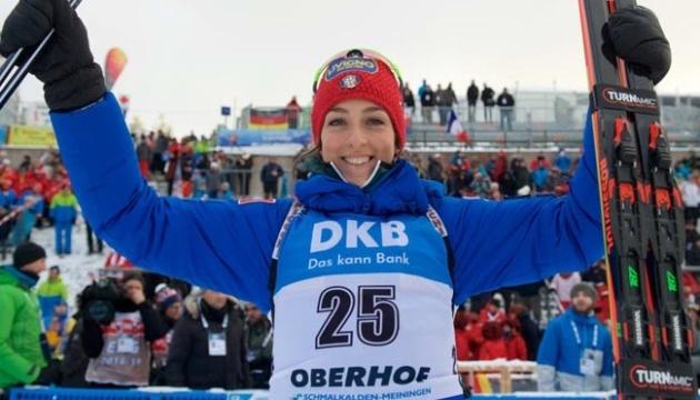 Біатлон: Вітоцці виграла персьют етапу Кубка світу в Обергофі, Меркушина - 19-та
