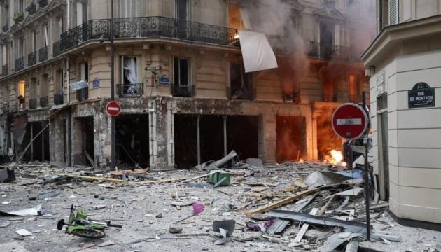 Вибух у Парижі: загиблі пожежники прибули на виклик щодо витоку газу до трагедії