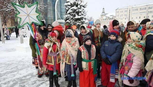 До харківського Вертеп-фесту долучилися 100 колективів з усіх регіонів України