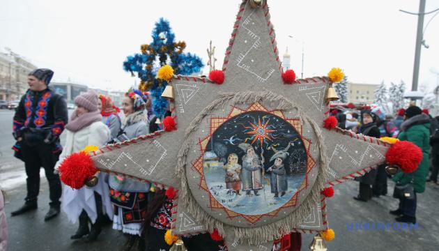 Українці святкують Новий рік за старим стилем