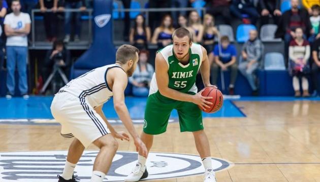 Баскетбольная Суперлига: