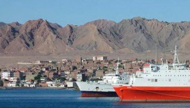 Через негоду закрили шість єгипетських портів