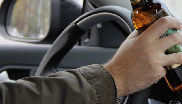 За неделю Патрульные поймали более 1000 нетрезвых водителей