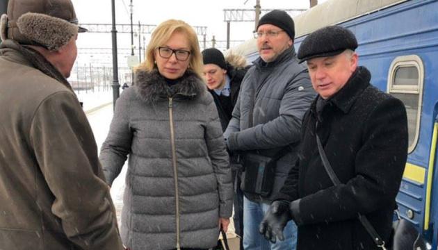 Matrosen vor Gericht: Denissowa appelliert an EU-Botschafter