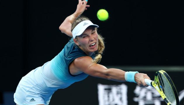 Australian Open: Возняцки успешно начала защиту титула