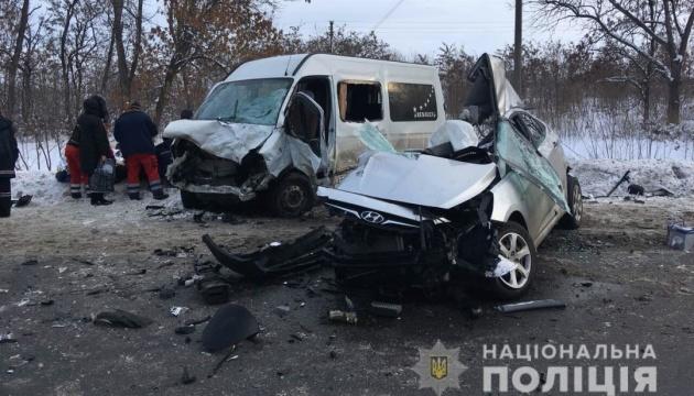 У ДТП на Харківщині постраждали в основному жителі Донбасу — поліція