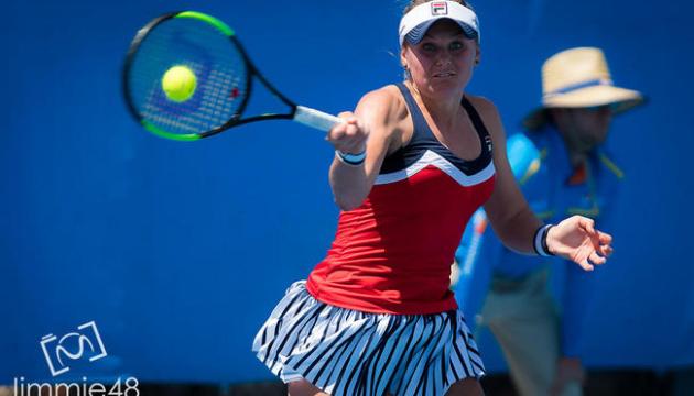 Теннис: Козлова проиграла в первом круге Australian Open