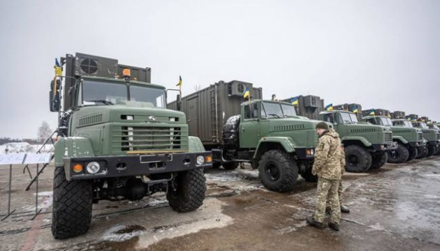Україна проведе військові навчання з новою системою ПВО
