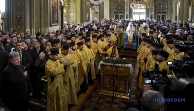 Православная церковь Украины обязательно получит статус патриархии — Филарет