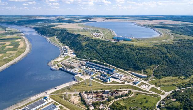 Частка Укргідроенерго у виробництві електроенергії торік сягнула 10,5%